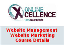 Website Management and Website Marketing Courses